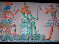 Exposição de arte Egípcia