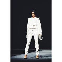 Outfit no.4 from #gogandru collection  #fashion #fashiondiaries #design #galamodauvt2015 #galamodauvt #galauvt #galauvt2015 #picoftheday #vscocam #timisoara #ootd #art #texture #fashiondesign #designer #sculptural #minimalism #white #pictureoftheday #clothes #architecture #inspiration #metallic #holographic #silver #student #collection #instagood #instafashion