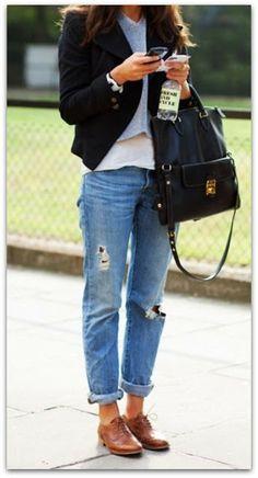 Art Symphony: Ripped Jeans