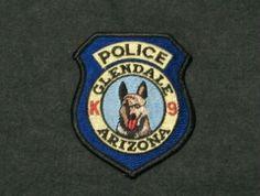 Glendale K-9 Police