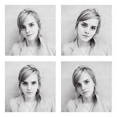 """""""I don't want other people to decide who I am. I want to decide that for myself. I want to avoid becoming too styled and too """"done"""" and too generic. You see people as they go through their career and they just become more and more like everyone else. They start out with something individual about them but it gets lost."""" Emma Watson"""