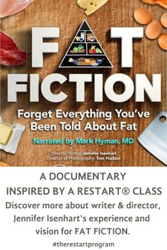 Fat Fiction: Forget Everything You've Been Told About Fat Heart Healthy Diet, Healthy Fats, High Carb Diet, The Obesity Code, Jason Fung, Mark Hyman, Saturated Fat, No Carb Diets, Everything