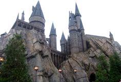 Hogwarts Castle, Universal Studios