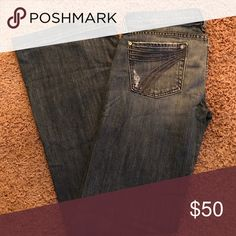 Seven for all man kind Jeans 👖☺️ Great condition - like new! No wear at the cuffs :) 7 For All Mankind Jeans Flare & Wide Leg
