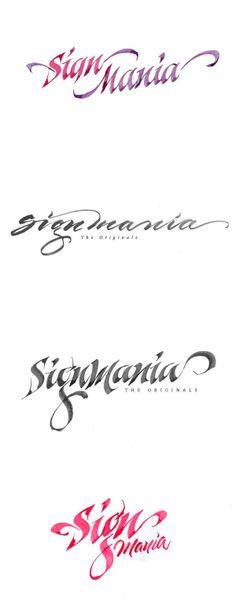 signmania by Alexander Kontarev