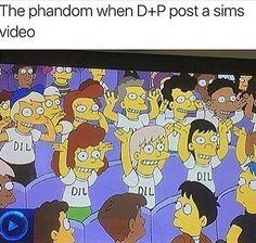 DIL!!! // Dan Howell // Danisnotonfire // Phil Lester // AmazingPhil // DanandPhilGames