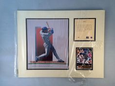 Nice! Texas Rangers brown Autographed Baseball Beautiful Juan Gonzalez Oal