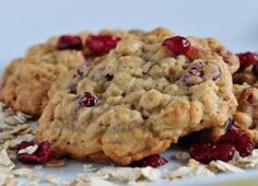 Recipe For Oatmeal Cranberry Cookies | Bed and Breakfast Inns | BBOnline.com