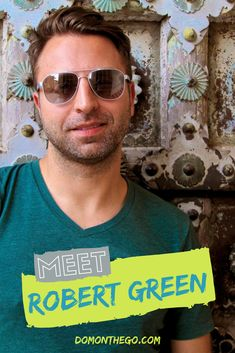 QA time with Robert Green about his favourite travel experiences, top planning tips, and what's on his bucket list.