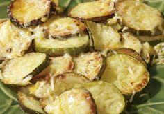 Parmesan Zucinni. Diabetic Connect