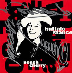 """For Sale -Neneh Cherry Buffalo Stance UK  12"""" vinyl single (12 inch record / Maxi-single)- See this and 250,000 other rare and vintage records & CDs at http://eil.com/"""