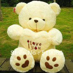 $23.50 (Buy here: https://alitems.com/g/1e8d114494ebda23ff8b16525dc3e8/?i=5&ulp=https%3A%2F%2Fwww.aliexpress.com%2Fitem%2FFree-Shipping-Large-70-cm-Teddy-Bear-Stuffed-Animals-Toys-Plush-Doll-Giant-Stuffed-Bear-Plush%2F2024707585.html ) Free Shipping Large 70 cm Teddy Bear Stuffed Animals Toys Plush Doll, Giant Stuffed Bear Plush Toy For Girl Friend/Children for just $23.50