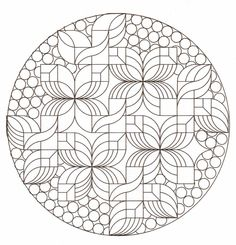 Original <b>Zentangle</b> Pictures to <b>Color</b>