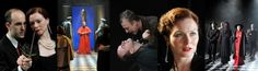 """Some great production shots from """"The Duchess of Malfi"""". Order the DVD at www.stageonscreen.com"""