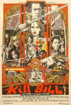 Great Kill Bill poster