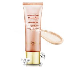 Diamond Pearl Blemish Balm by suiskin Blemish Balm, Light Reflection, The Balm, Bb, Lipstick, How To Apply, Skin Care, Cosmetics, Pearls