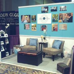 Photography booth, photography expo