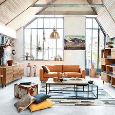 Industrial Furniture - Vintage Industrial | Maisons du Monde