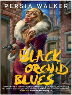 """#Fiction: 1920s New York society reporter Lanie Price witnesses the brutal kidnapping of the """"Black Orchid,"""" a sultry, seductive singer with a mysterious past."""