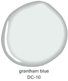 Grantham Blue from the Darryl Carter Boutique Collection by Benjamin Moore Blue Paint Colors, Paint Color Schemes, Favorite Paint Colors, Interior Paint Colors, Paint Colors For Home, Room Colors, House Colors, Wall Colors, Color Blue