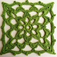 Image result for lacy granny square