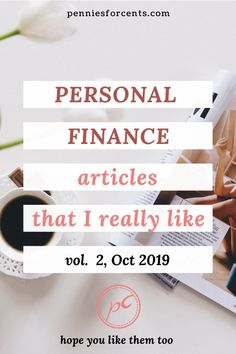 A round-up of the best personal finance articles curated for you. Covering finance tips, budgeting, money saving ideas, retire early, achieve financial independence, create wealth and invest your money. Great money management and financial advice. Best Budgeting Tools, Budgeting Money, Personal Finance Articles, Finance Tips, Financial Literacy, Financial Goals, Saving Ideas, Money Saving Tips, Household Budget