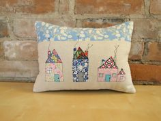 Welcome To The Neighborhood Pillow || Miss Print