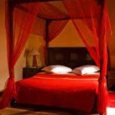 Warm pretty bed:)