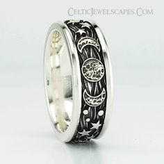 QUEEN OF ASGARD - 14KT $1499 Sterling $209 - 14KT White Gold / 5 1/2