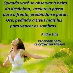 Mensagens espíritas | André Luiz