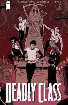 wes craig deadly class - Google Search