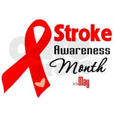 Don't take anything for granted... I'd never want anyone to feel what I felt after Daddy's stroke. Support the cause!