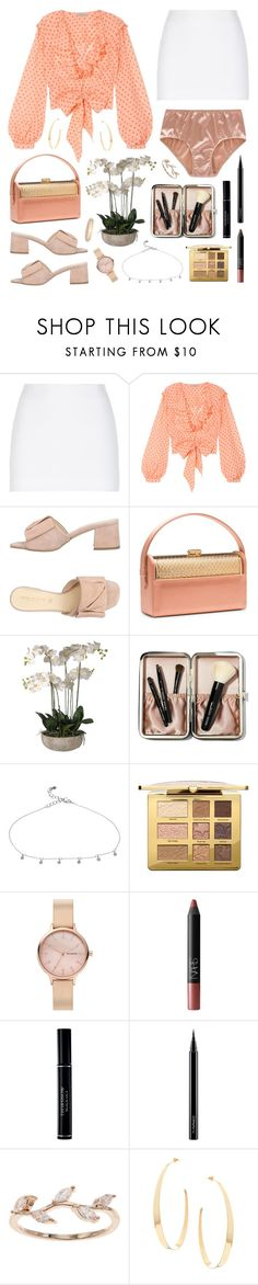 """Minaudière"" by sophiehackett ❤ liked on Polyvore featuring La Perla, Temperley London, Osvaldo Rossi, Bobbi Brown Cosmetics, Too Faced Cosmetics, Skagen, Christian Dior, MAC Cosmetics, LC Lauren Conrad and Lana"