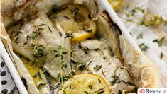 Cena Light, Spanakopita, Kraut, Fish And Seafood, Cheesesteak, Turkey, Aglio, Cooking, Ethnic Recipes