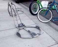 Trike frames
