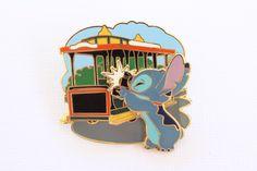 Stitch Main Street Trolley – Everything Disney Pins
