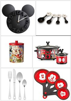 10 Best Disney Kitchen Accessories – Kitchen Bests – Nazim World Cozinha Do Mickey Mouse, Mickey Mouse Kitchen, Casa Disney, Disney Diy, Disney House, Disney Kitchen Decor, Disney Home Decor, Winter Home Decor, Winter House
