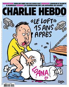 Charlie Hebdo - # 1241 - 4 Mai 2016 - Couverture : Coca