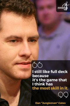 Full deck is also more fun. Poker Quotes, Fun Quotes, Believe In You, More Fun, Improve Yourself, Investing, Deck, Advice, How To Plan
