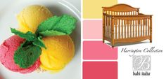 Nursery Color Inspiration- Babi Italia Harrington Collection
