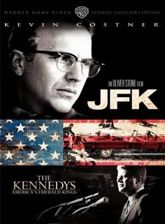 JFK (1991): A New Orleans DA discovers there's more to the Kennedy assassination than the official story.