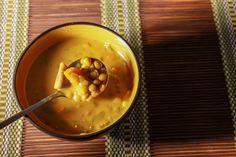 The Quixotic Table: Curry Lentil Soup