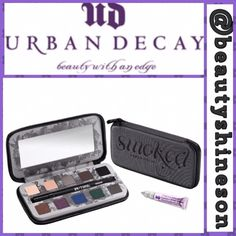 Urban Decay Smoked Eyeshadow Palette Zipped inside this sleek, mirrored case are 10 shades, including mattes & shimmering jewel tones for a range of smoky looks. Contains; 10 shadows, full size 24/7 glide-on pencil eyeliner in perversion, how to look book & deluxe same size eyeshadow primer. BNIB. Never used or swatched. 100% Authentic. No Trades. Price firm unless bundled. All sales final. Ask questions prior to purchasing. Thanks for visiting & Happy Poshing! Urban Decay Makeup Eyeshadow