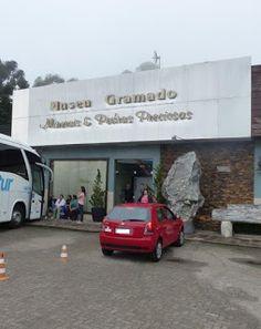 Gramado Museu de Minerais e Pedras Preciosas - RS
