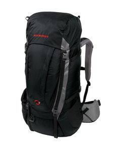 Heron Guide - #Backpacking #Backpack - #Mammut  The pre-shaped back panel and the adjustment system offering four different settings to suit the length of the wearer's back ensure a perfect fit for this backpack. The robust, versatile and well-equipped Heron Guide trekking backpack makes it easy to carry heavy loads with a minimum of effort. The stable hip belt ensures excellent load transfer.