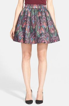 Alice + Olivia 'Stora' Skirt available at #Nordstrom