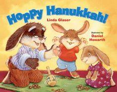 Cover image for Hoppy Hanukkah!
