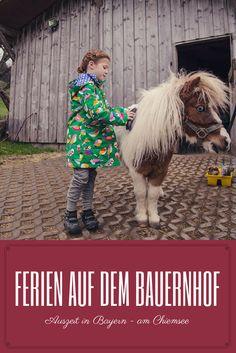 Urlaub auf dem Bauernhof! Die beste Auszeit für Kinder - und Eltern <3