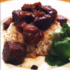 Braised Tempeh & Fig