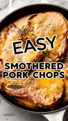 Pork Recipes, Lunch Recipes, Real Food Recipes, Crockpot Recipes, Vegetarian Recipes, Dinner Recipes, Cooking Recipes, Cooking Pork, Healthy Recipes